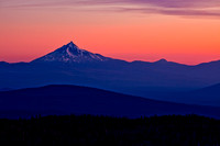 Mt. Jefferson sunrise
